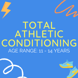 Total Athletic Conditioning for Kids